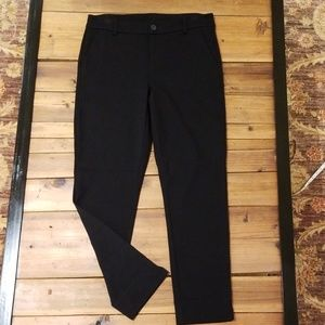 Cabi Black Ankle Pants